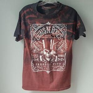 Guns n Rose's tshirt